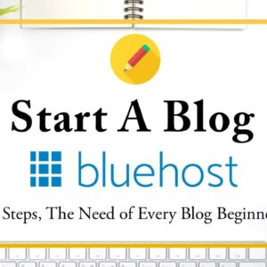 How to Start A WordPress Blog On Bluehost 2020 [Make $1000]